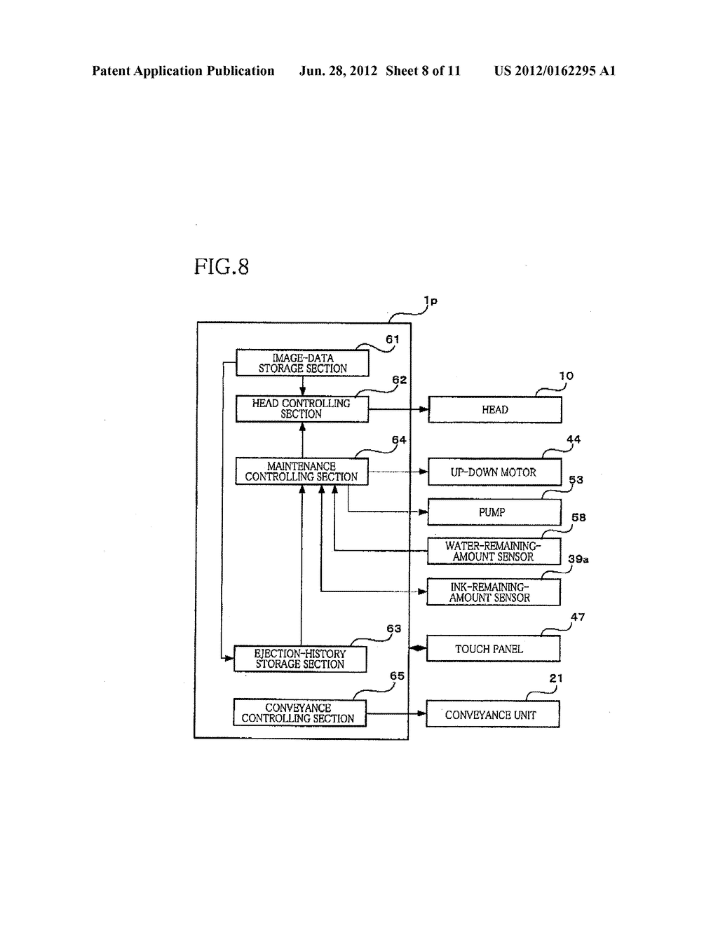 LIQUID EJECTION APPARATUS AND STORAGE MEDIUM STORING PROGRAM - diagram, schematic, and image 09
