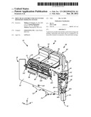 PRINT HEAD ASSEMBLY FOR USE IN FUSED DEPOSITION MODELING SYSTEM diagram and image