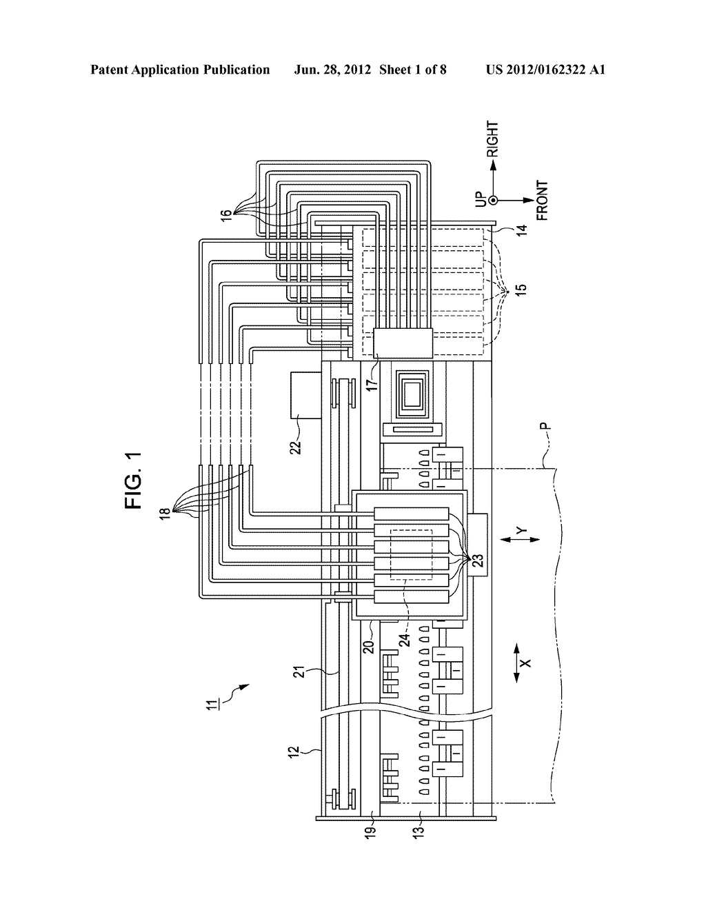 LIQUID SUPPLYING MECHANISM AND LIQUID EJECTING APPARATUS - diagram, schematic, and image 02