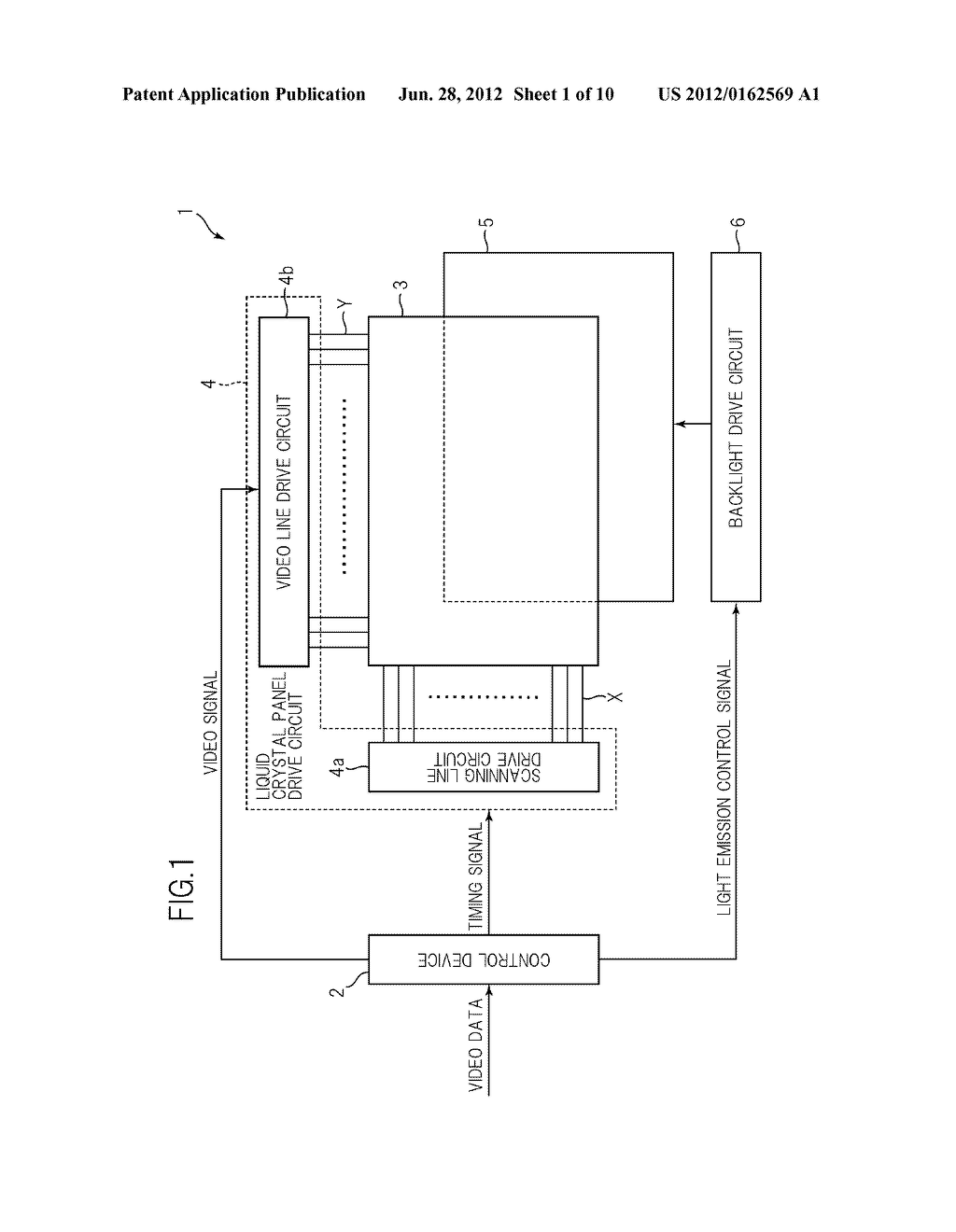 LIQUID CRYSTAL DISPLAY DEVICE - diagram, schematic, and image 02