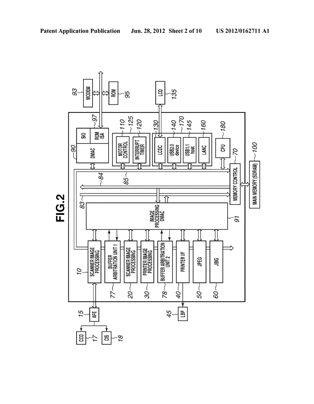 IMAGE READING APPARATUS, INFORMATION PROCESSING APPARATUS, CONTROL METHOD     THEREOF, AND STORAGE MEDIUM - diagram, schematic, and image 03