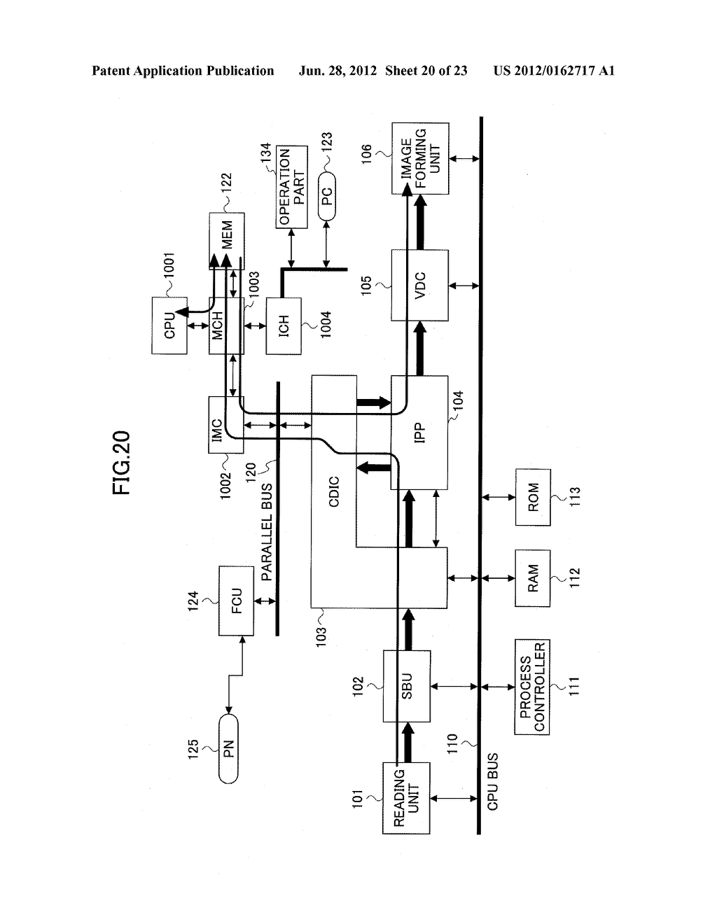 IMAGE FORMING APPARATUS, IMAGE FORMING METHOD AND COMPUTER READABLE     INFORMATION RECORDING MEDIUM - diagram, schematic, and image 21