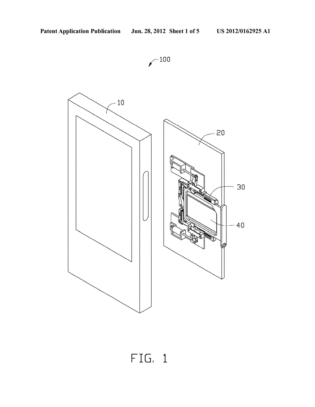 CARD TRAY EJECTION MECHANISM AND ELECTRONIC DEVICE USING THE SAME - diagram, schematic, and image 02