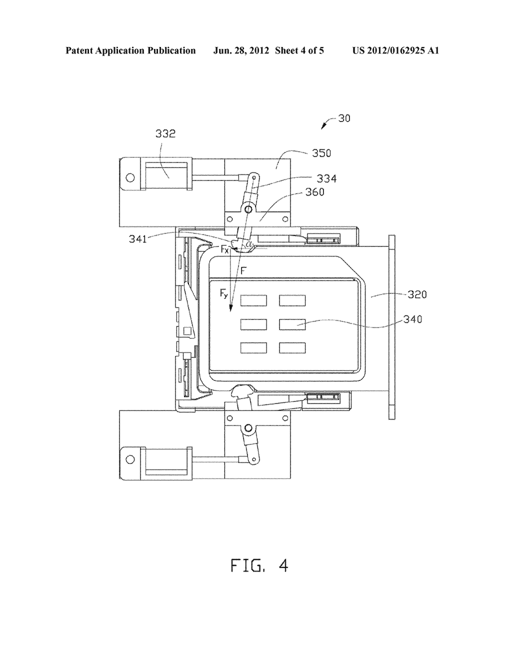 CARD TRAY EJECTION MECHANISM AND ELECTRONIC DEVICE USING THE SAME - diagram, schematic, and image 05