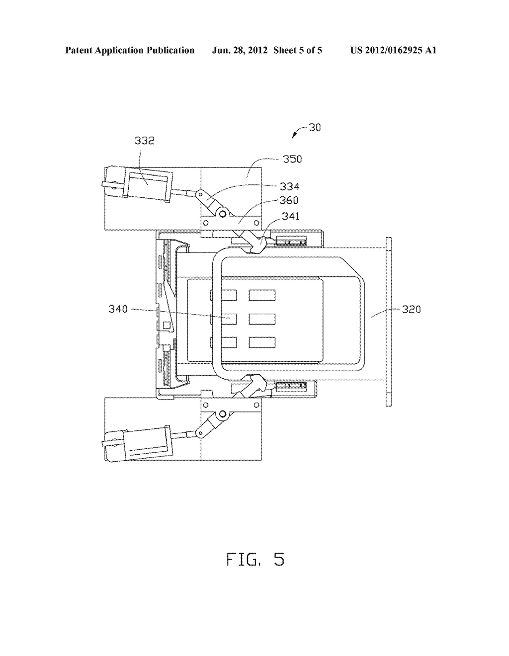 CARD TRAY EJECTION MECHANISM AND ELECTRONIC DEVICE USING THE SAME - diagram, schematic, and image 06