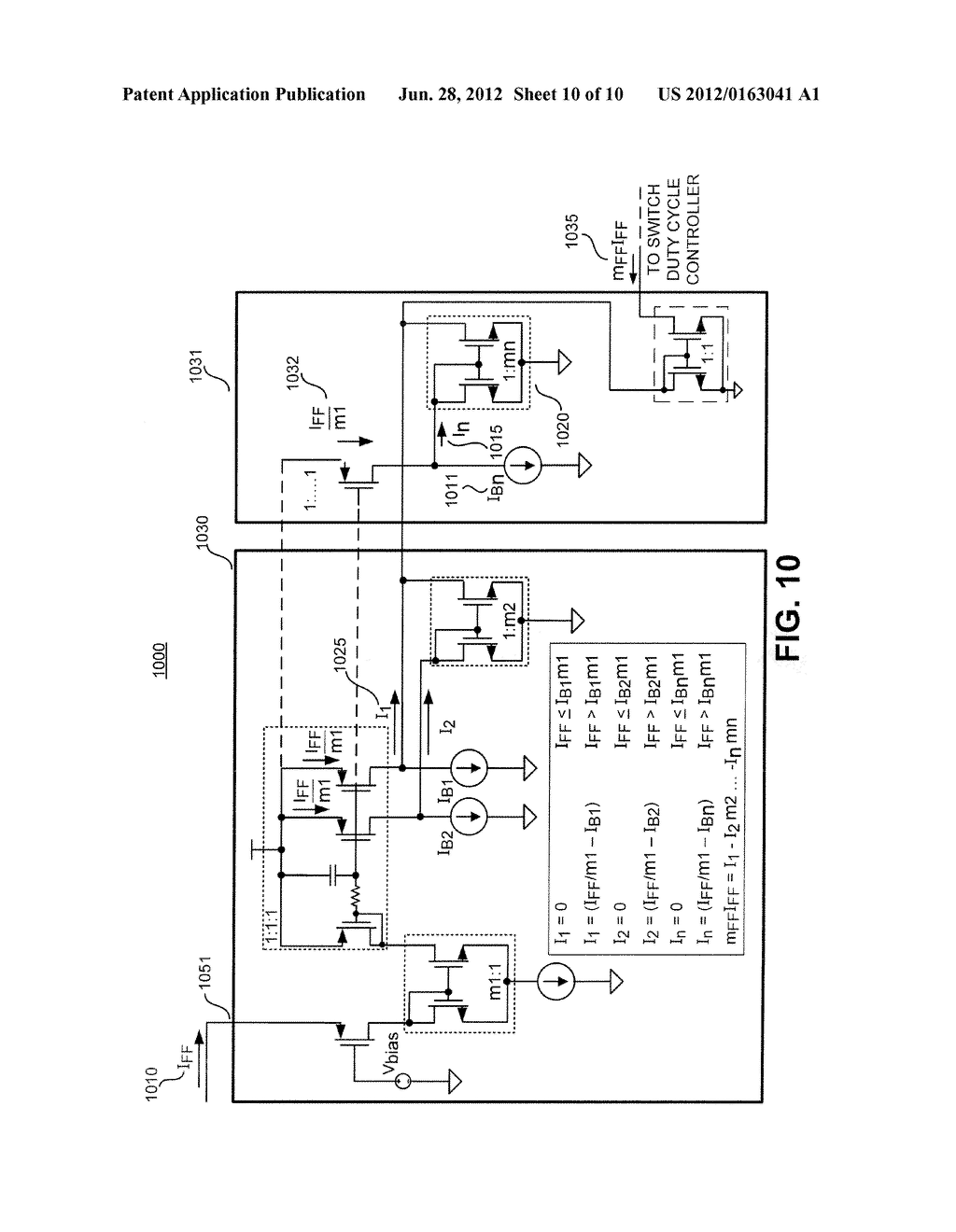 METHOD AND APPARATUS FOR A POWER SUPPLY CONTROLLER RESPONSIVE TO A     FEEDFORWARD SIGNAL - diagram, schematic, and image 11