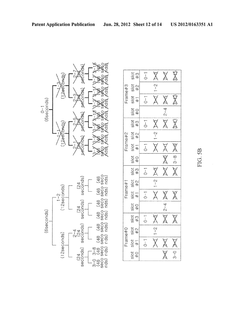 METHOD OF ALLOCATING AND WITHDRAWING TIME SLOT USING POSITION MOVEMENT OF     TIME SLOT AND TDMA COMMUNICATION SYSTEM USING THE SAME - diagram, schematic, and image 13