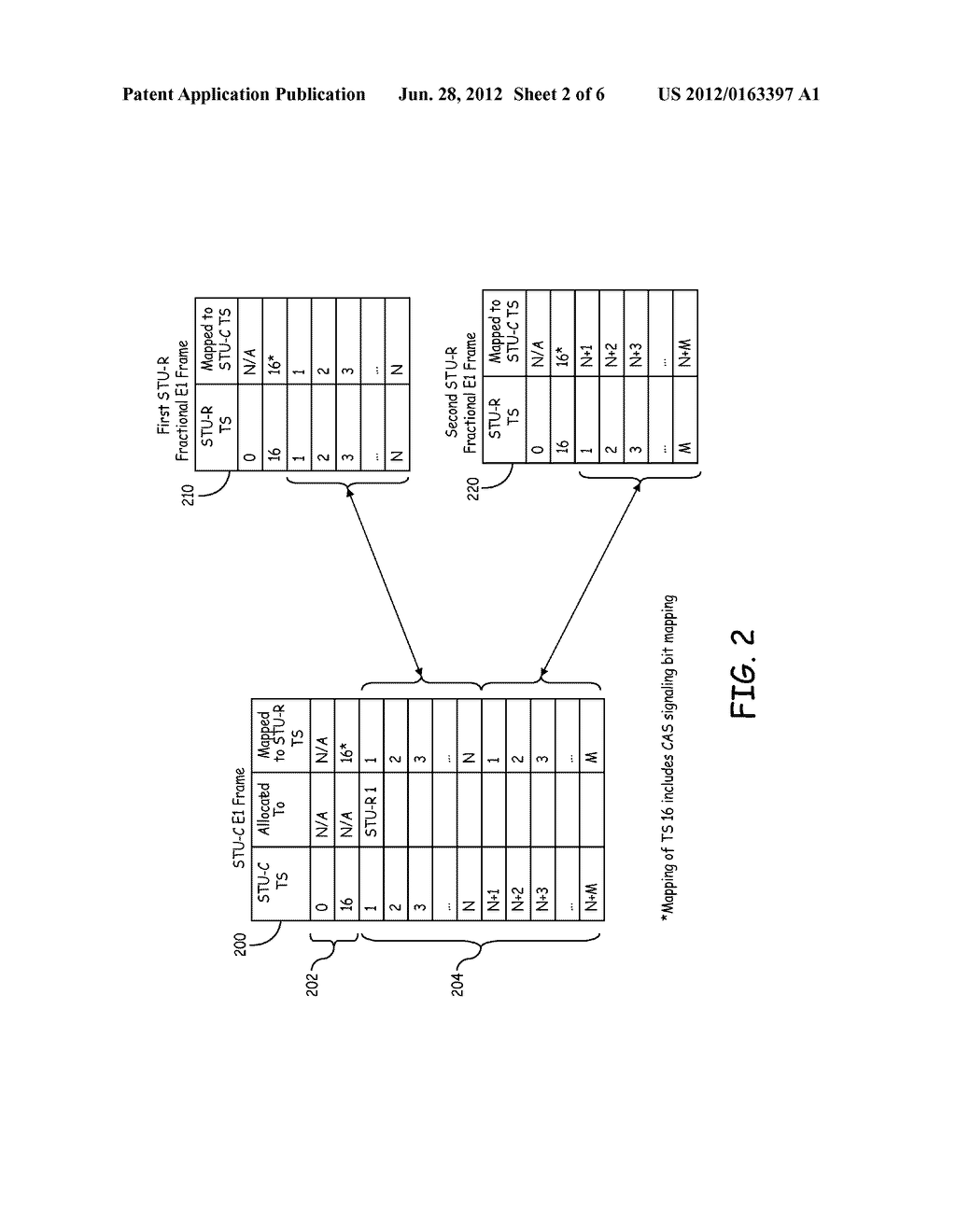 POINT-TO-MULTIPOINT DATA COMMUNICATIONS WITH CHANNEL ASSOCIATED SIGNALING - diagram, schematic, and image 03