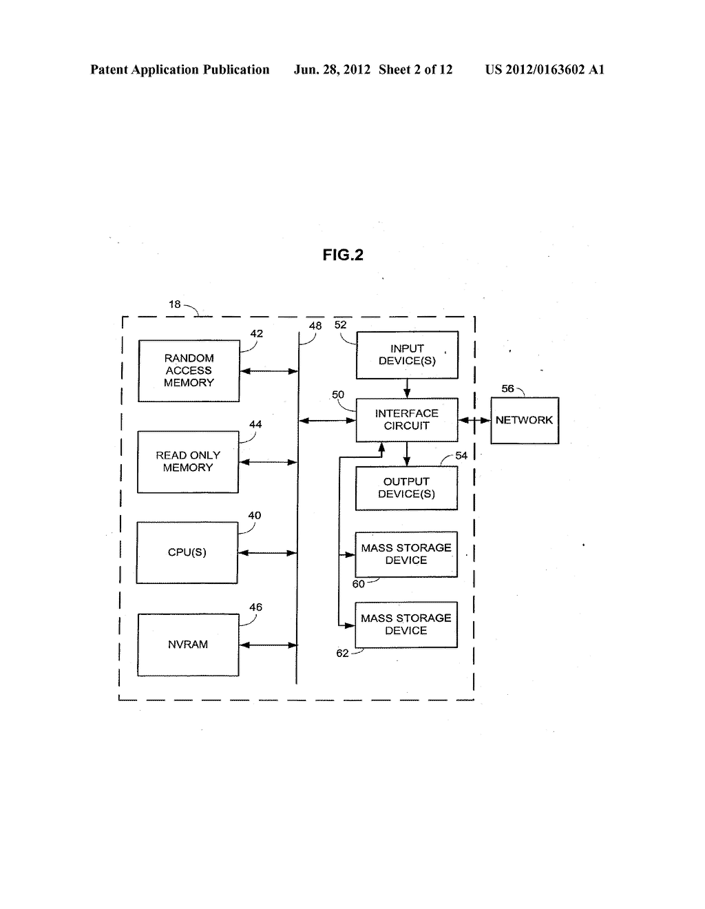 Method and Apparatus for Providing Seamless File System Encryption from a     Pre-Boot Environment Into a Firmware Interface Aware Operating System - diagram, schematic, and image 03