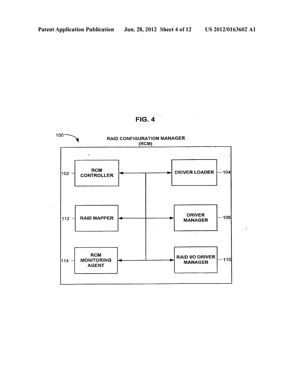 Method and Apparatus for Providing Seamless File System Encryption from a     Pre-Boot Environment Into a Firmware Interface Aware Operating System - diagram, schematic, and image 05