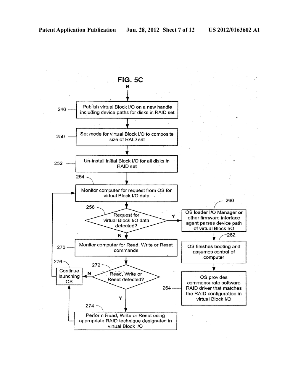 Method and Apparatus for Providing Seamless File System Encryption from a     Pre-Boot Environment Into a Firmware Interface Aware Operating System - diagram, schematic, and image 08