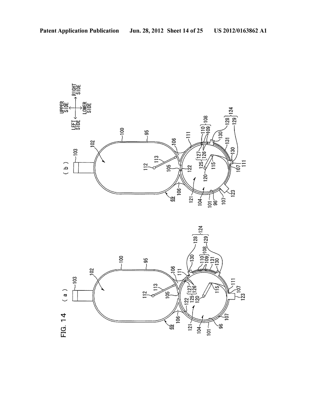 Image Forming Apparatus and Developing Agent Cartridge - diagram, schematic, and image 15