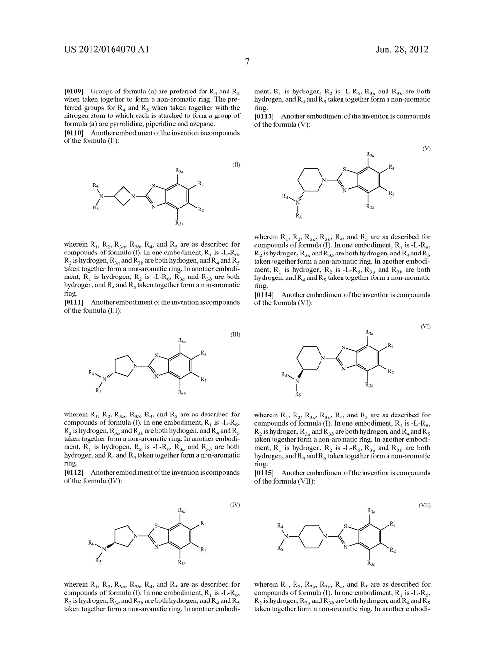 BENZOTHIAZOLE AND BENZOOXAZOLE DERIVATIVES AND METHODS OF USE - diagram, schematic, and image 08