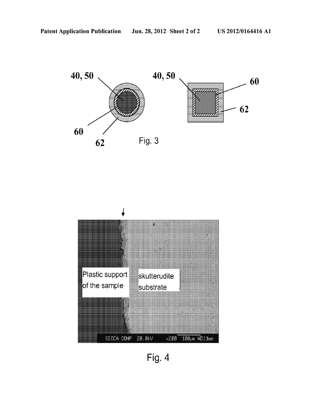 COATING FOR THERMOELECTRIC MATERIALS AND A DEVICE CONTAINING THE SAME - diagram, schematic, and image 03