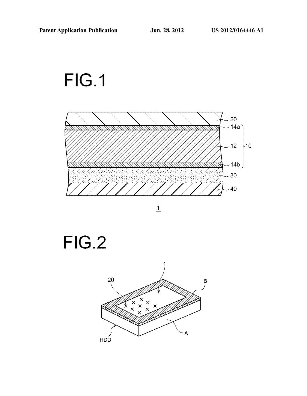 PRESSURE-SENSITIVE ADHESIVE LABEL FOR HARD DISK DRIVE AND METHOD OF     MANUFACTURING THE PRESSURE-SENSITIVE ADHESIVE LABEL FOR HARD DISK DRIVE - diagram, schematic, and image 02