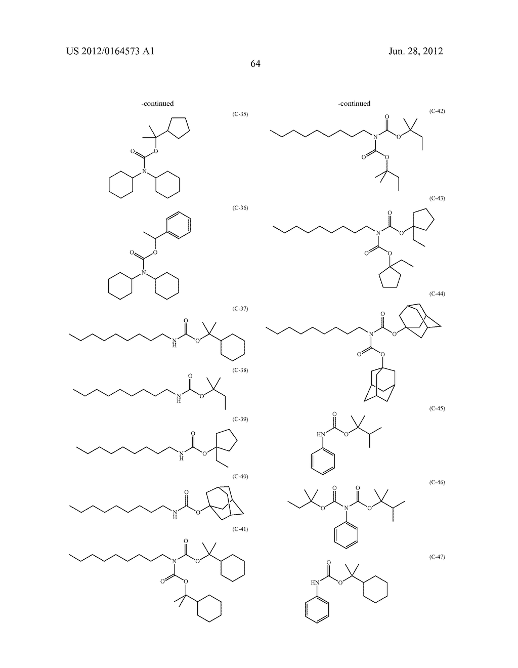 ACTINIC-RAY-SENSITIVE OR RADIATION-SENSITIVE RESIN COMPOSITION, AND RESIST     FILM AND PATTERN FORMING METHOD USING THE SAME - diagram, schematic, and image 65
