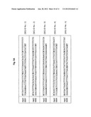 SET OF OLIGONUCLEOTIDE PROBES AS WELL AS METHODS AND USES THERETO diagram and image
