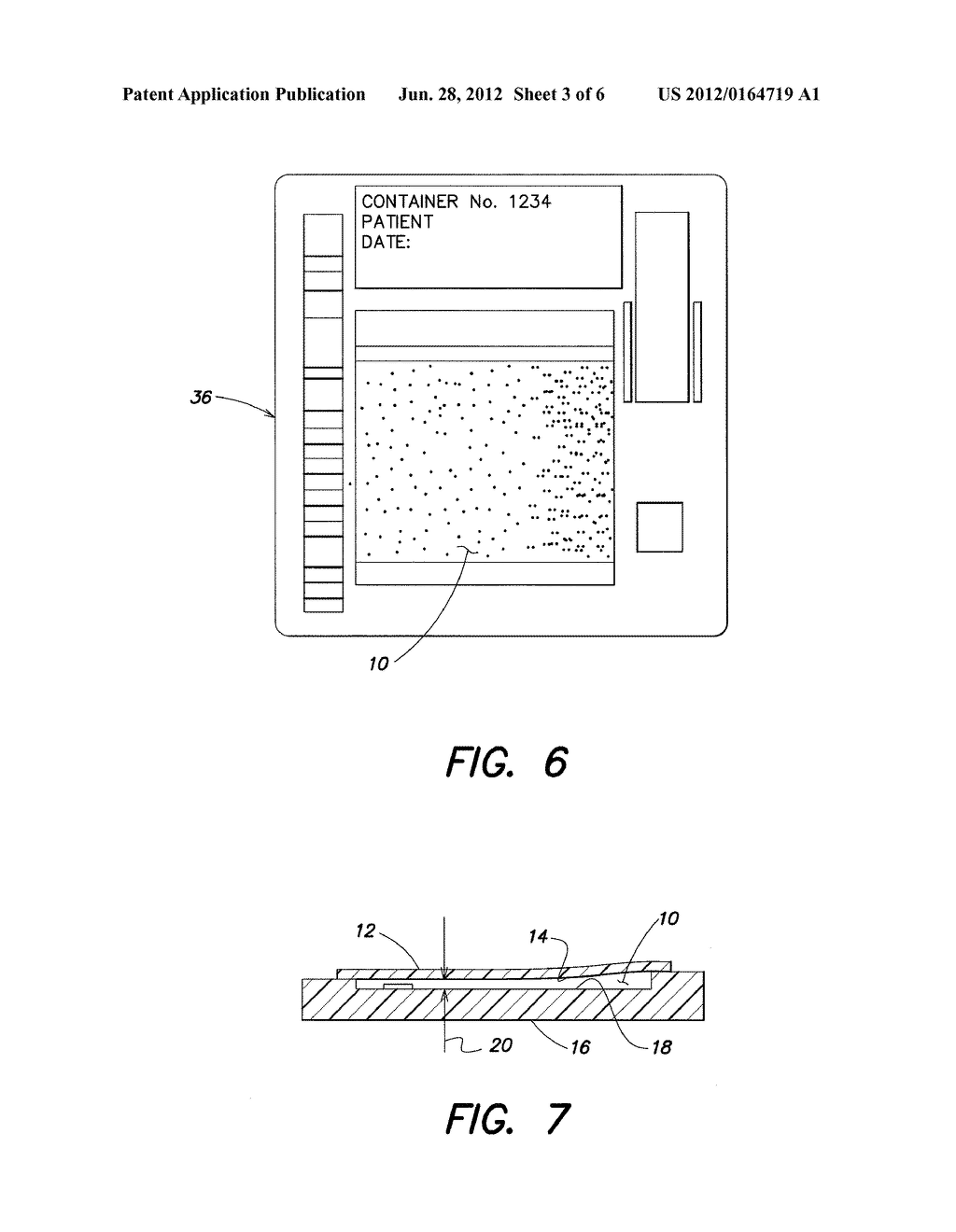 METHOD AND APPARATUS FOR ANALYZING INDIVIDUAL CELLS OR PARTICULATES USING     FLUORESCENT QUENCHING AND/OR BLEACHING - diagram, schematic, and image 04