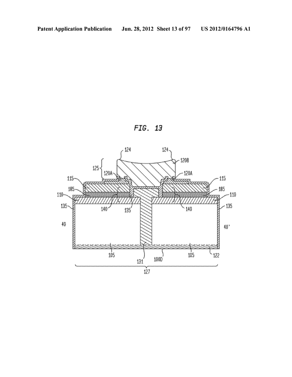 Method of Manufacturing a Printable Composition of a Liquid or Gel     Suspension of Diodes - diagram, schematic, and image 14