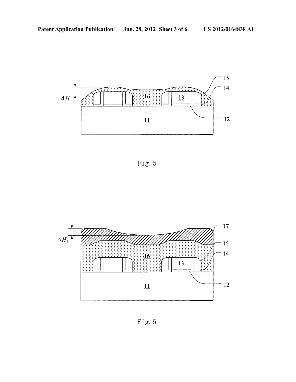 METHOD FOR PLANARIZING INTERLAYER DIELECTRIC LAYER - diagram, schematic, and image 04