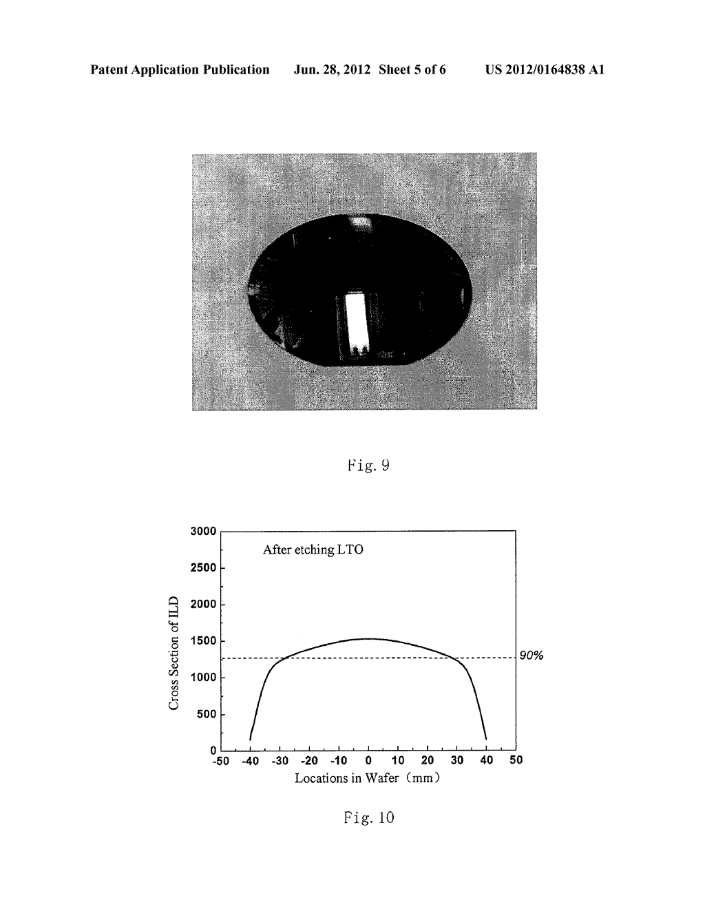 METHOD FOR PLANARIZING INTERLAYER DIELECTRIC LAYER - diagram, schematic, and image 06