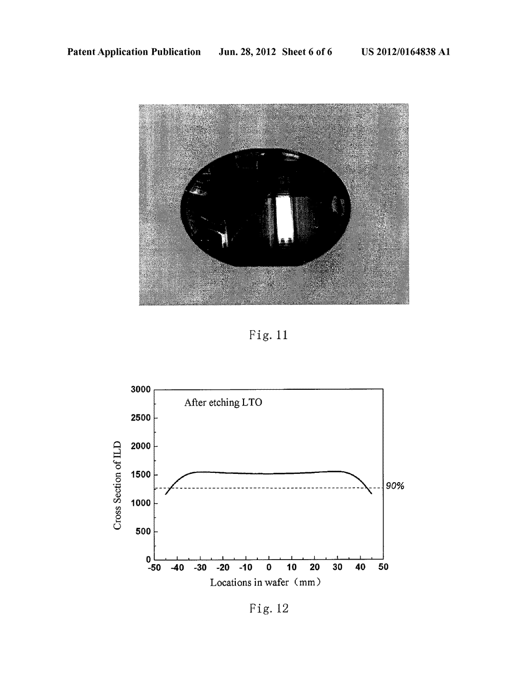 METHOD FOR PLANARIZING INTERLAYER DIELECTRIC LAYER - diagram, schematic, and image 07