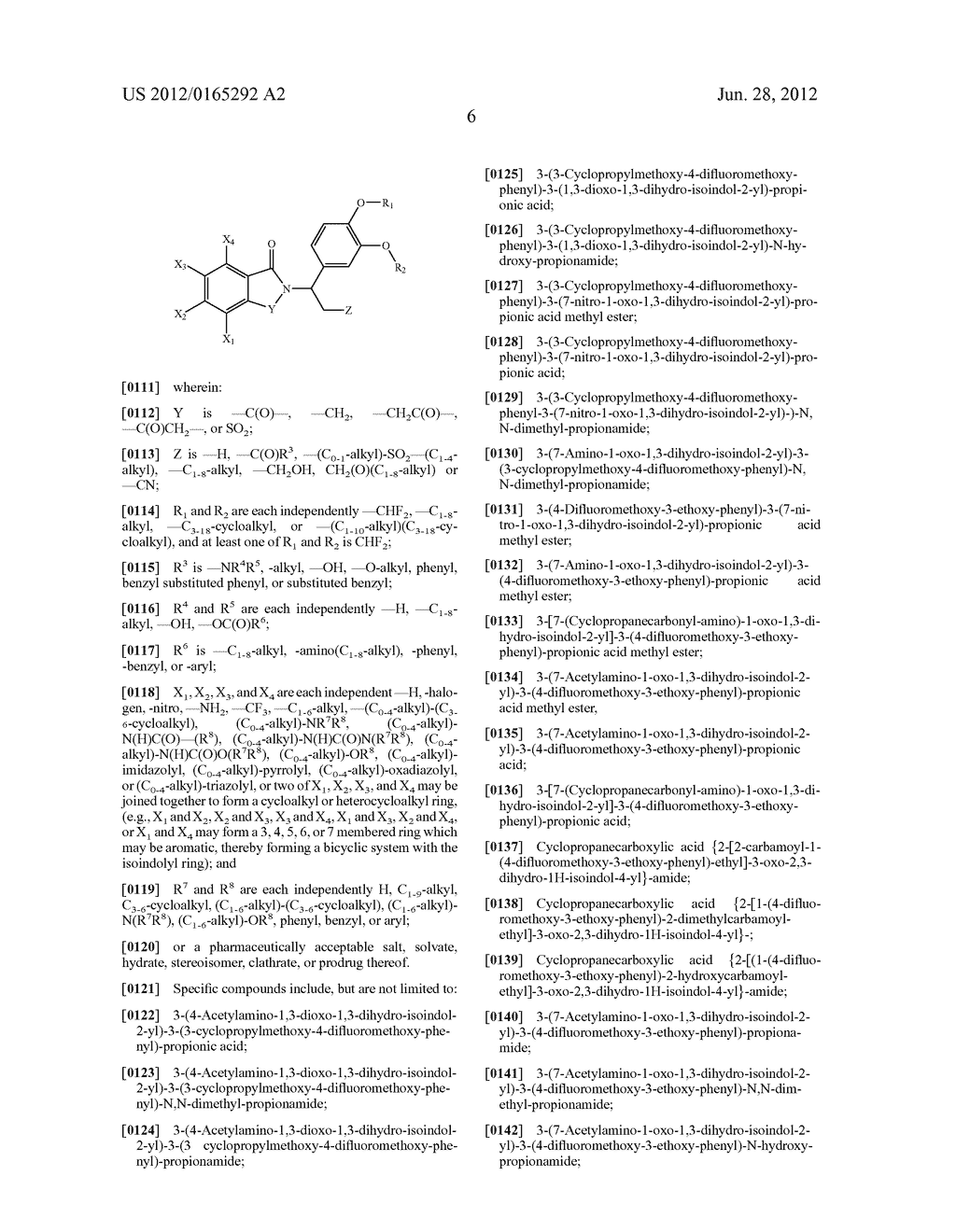 METHODS FOR TREATMENT OF MULTIPLE MYELOMA USING CYCLOPROPANE CARBOXYLIC     ACID {2-(Is)-(3-eTHOXY-4METHOXY-PHENYL)-2-METHANESULFONYL-ETHYL}-3-OXO-2.-    3-DIHYDRO-1H-ISOINDOL-4-YL}-AMIDE - diagram, schematic, and image 07