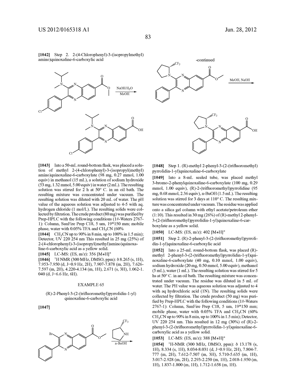 HETEROCYCLIC COMPOUNDS FOR THE INHIBITION OF PASK - diagram, schematic, and image 85