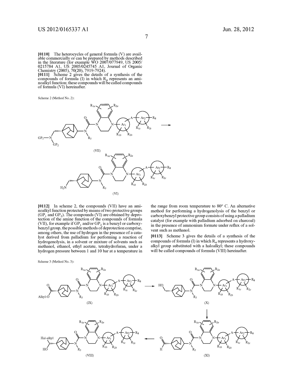 TETRAHYDROQUINOXALINE UREA DERIVATIVES, PREPARATION THEREOF, AND     THERAPEUTIC USE THEREOF - diagram, schematic, and image 08