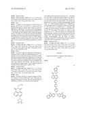 NAPHTHALENE MONOIMIDE DERIVATIVES AND USE THEREOF AS PHOTOSENSITIZERS IN     SOLAR CELLS AND PHOTODETECTORS diagram and image