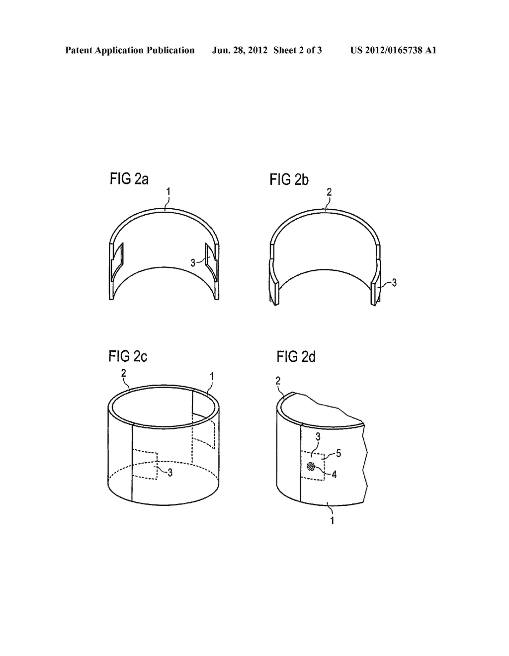 Method for Manufacturing a Composite Work Piece for a Drug Delivery Device     and Composite Work Piece for a Drug Delivery Device - diagram, schematic, and image 03