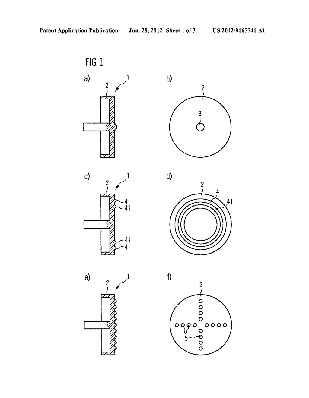 Dose Button for a Drug Delivery Device and Method for Manufacturing a Dose     Button - diagram, schematic, and image 02