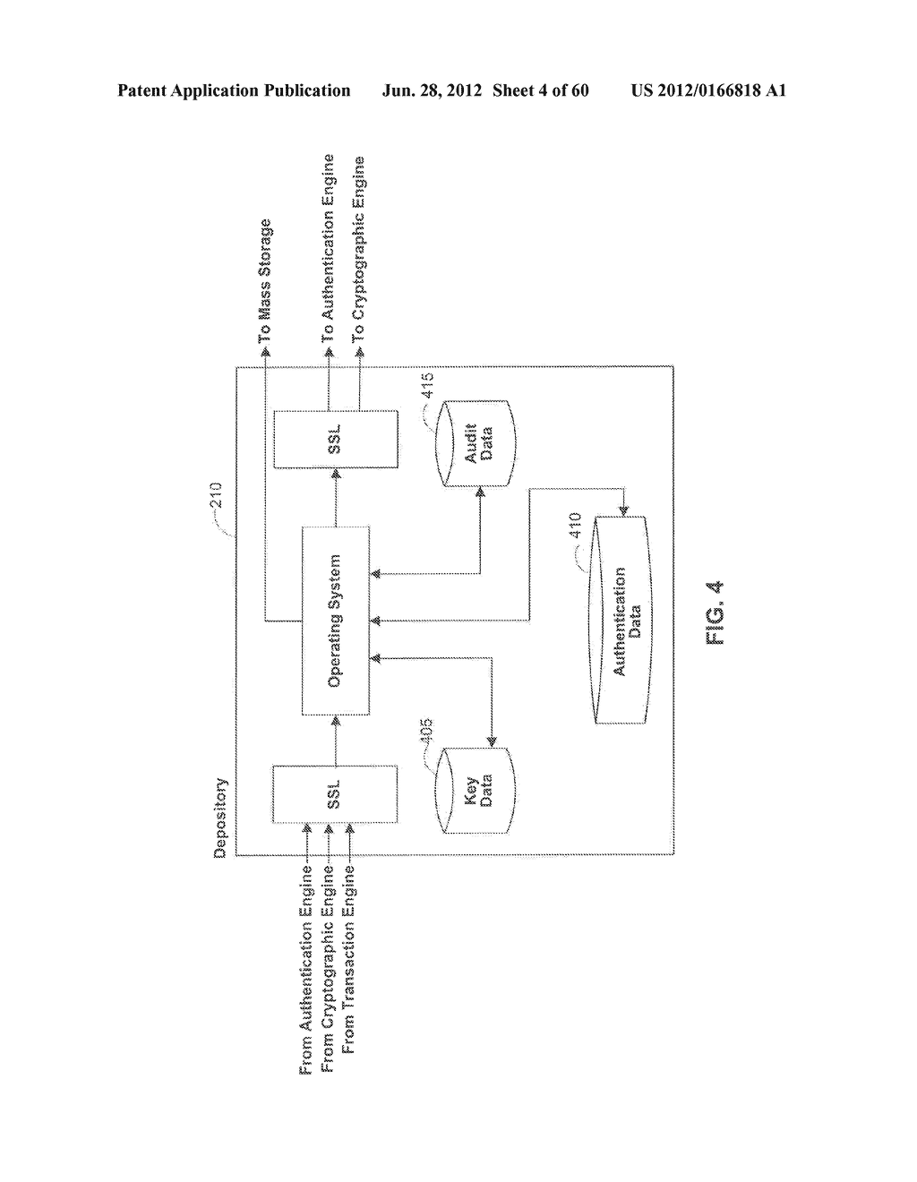 SYSTEMS AND METHODS FOR SECURE MULTI-TENANT DATA STORAGE - diagram, schematic, and image 05