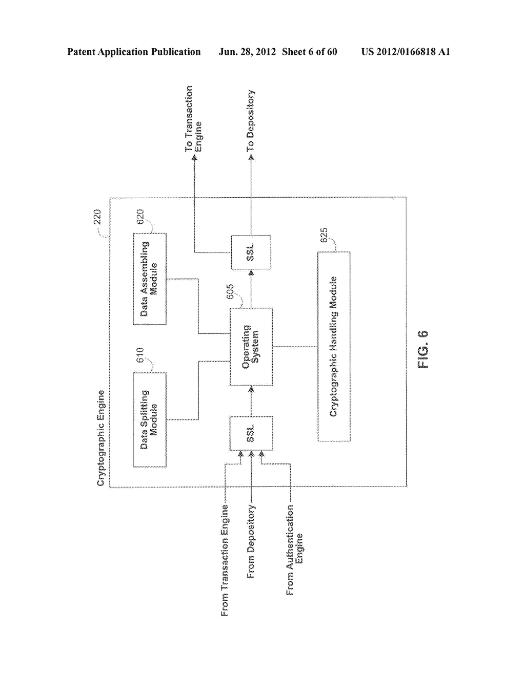 SYSTEMS AND METHODS FOR SECURE MULTI-TENANT DATA STORAGE - diagram, schematic, and image 07