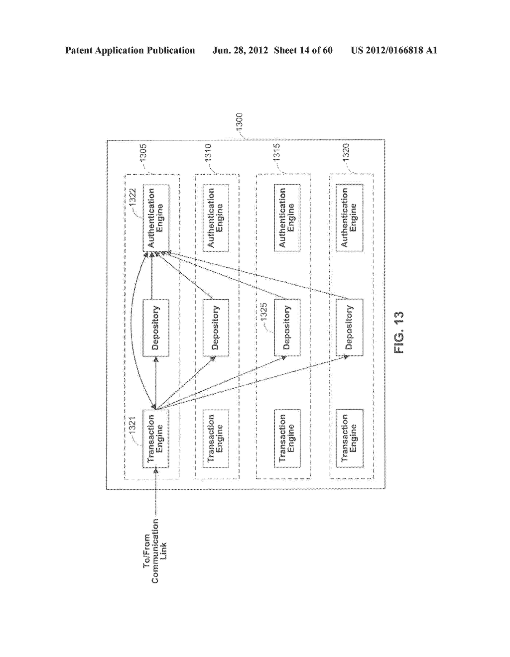 SYSTEMS AND METHODS FOR SECURE MULTI-TENANT DATA STORAGE - diagram, schematic, and image 15