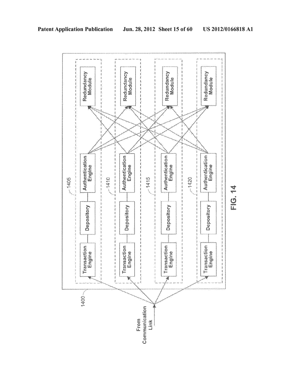 SYSTEMS AND METHODS FOR SECURE MULTI-TENANT DATA STORAGE - diagram, schematic, and image 16