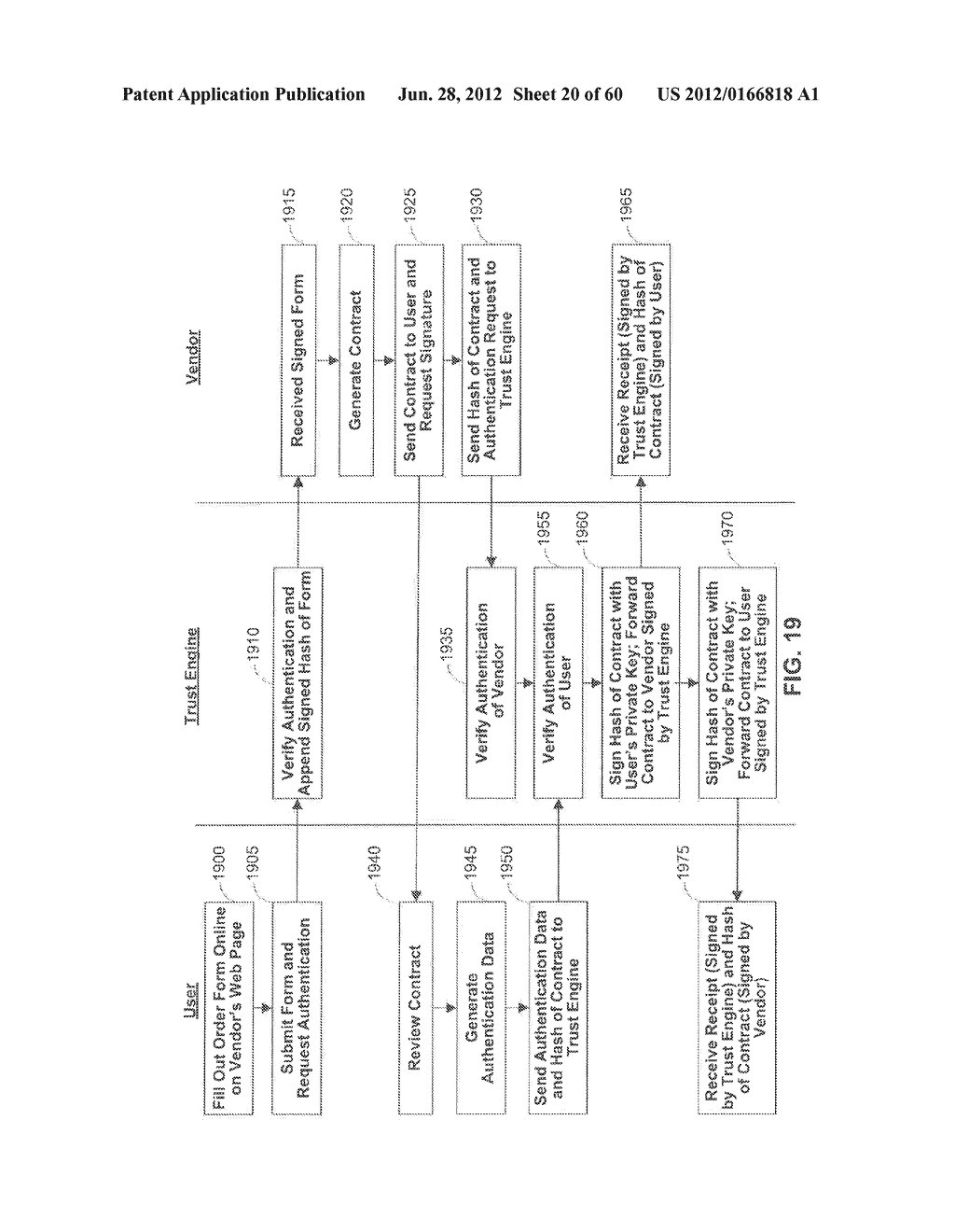 SYSTEMS AND METHODS FOR SECURE MULTI-TENANT DATA STORAGE - diagram, schematic, and image 21