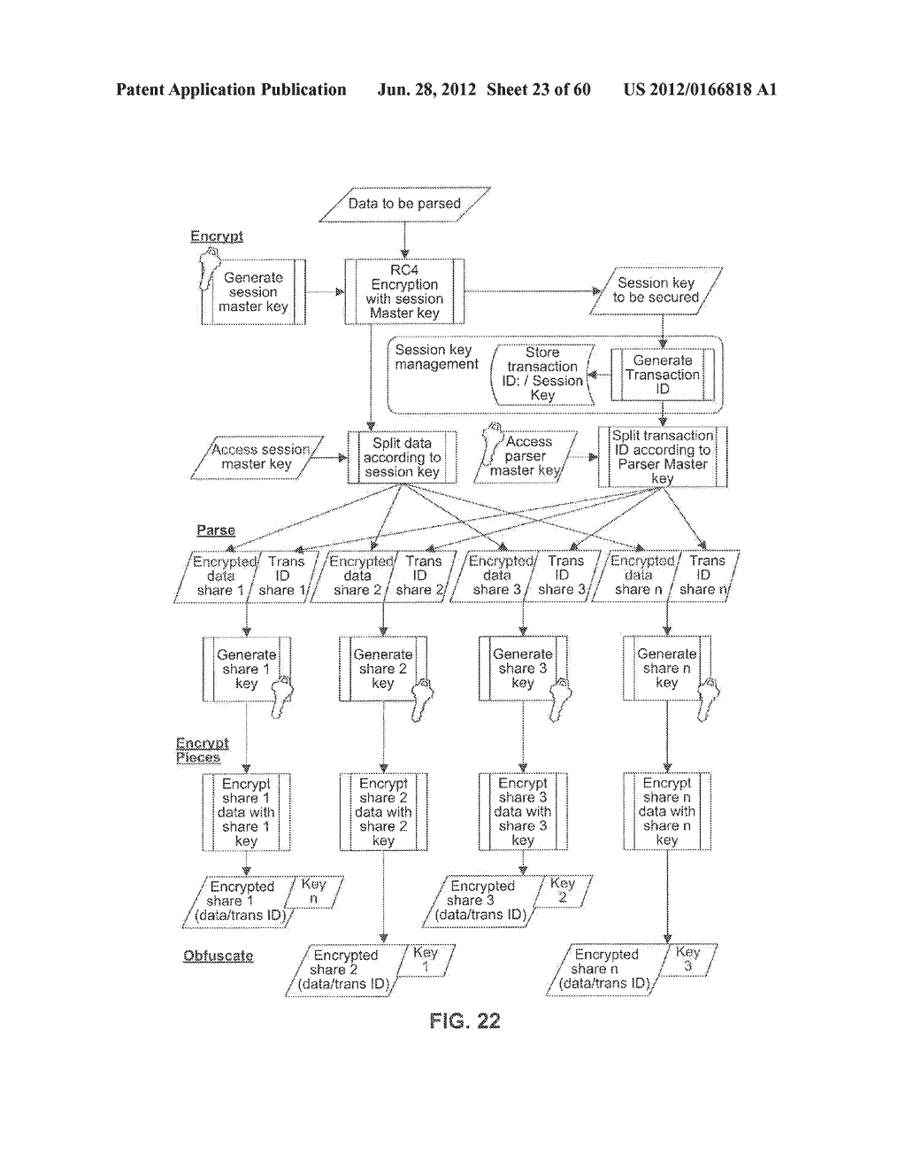 SYSTEMS AND METHODS FOR SECURE MULTI-TENANT DATA STORAGE - diagram, schematic, and image 24