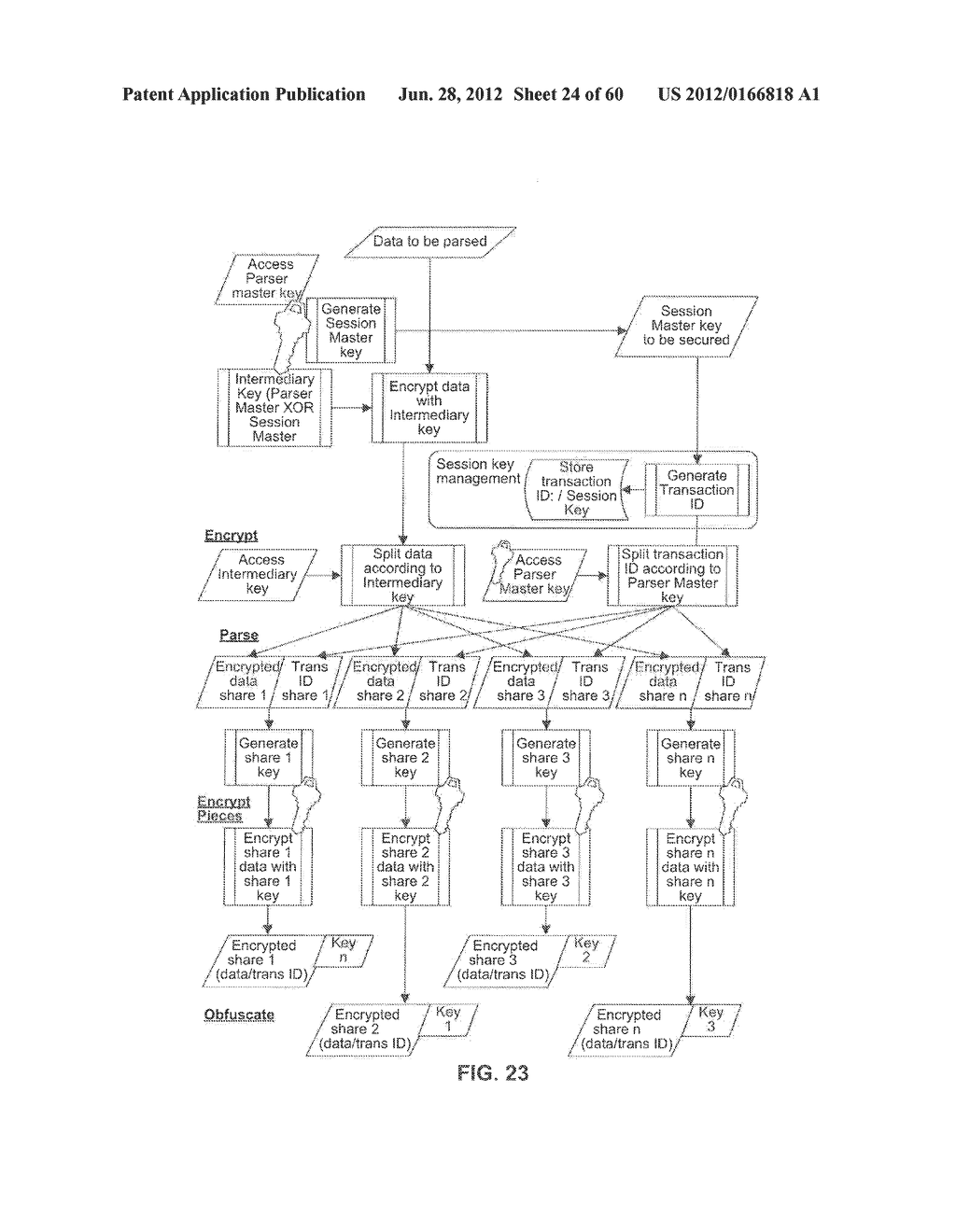 SYSTEMS AND METHODS FOR SECURE MULTI-TENANT DATA STORAGE - diagram, schematic, and image 25