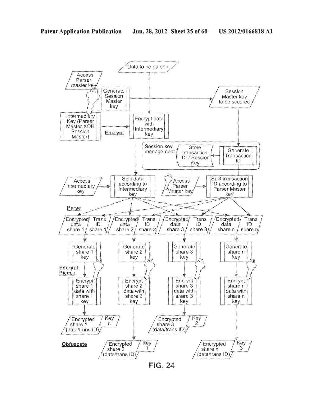 SYSTEMS AND METHODS FOR SECURE MULTI-TENANT DATA STORAGE - diagram, schematic, and image 26