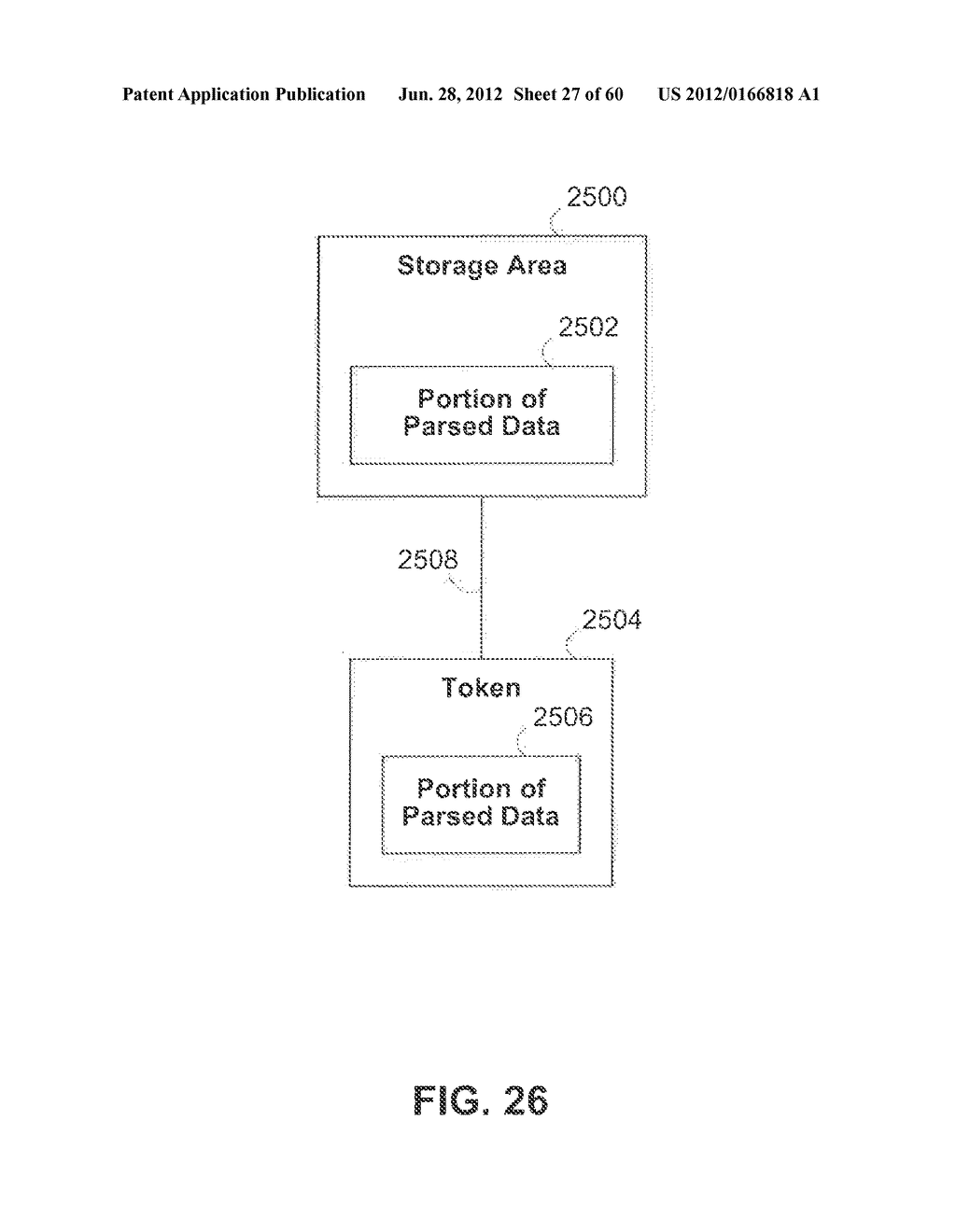 SYSTEMS AND METHODS FOR SECURE MULTI-TENANT DATA STORAGE - diagram, schematic, and image 28