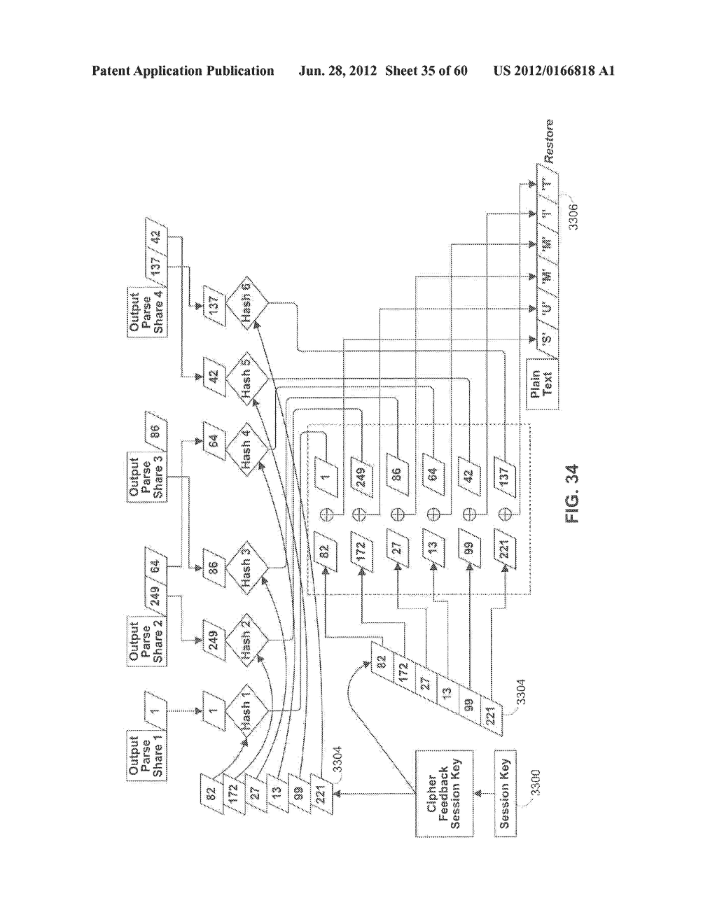 SYSTEMS AND METHODS FOR SECURE MULTI-TENANT DATA STORAGE - diagram, schematic, and image 36