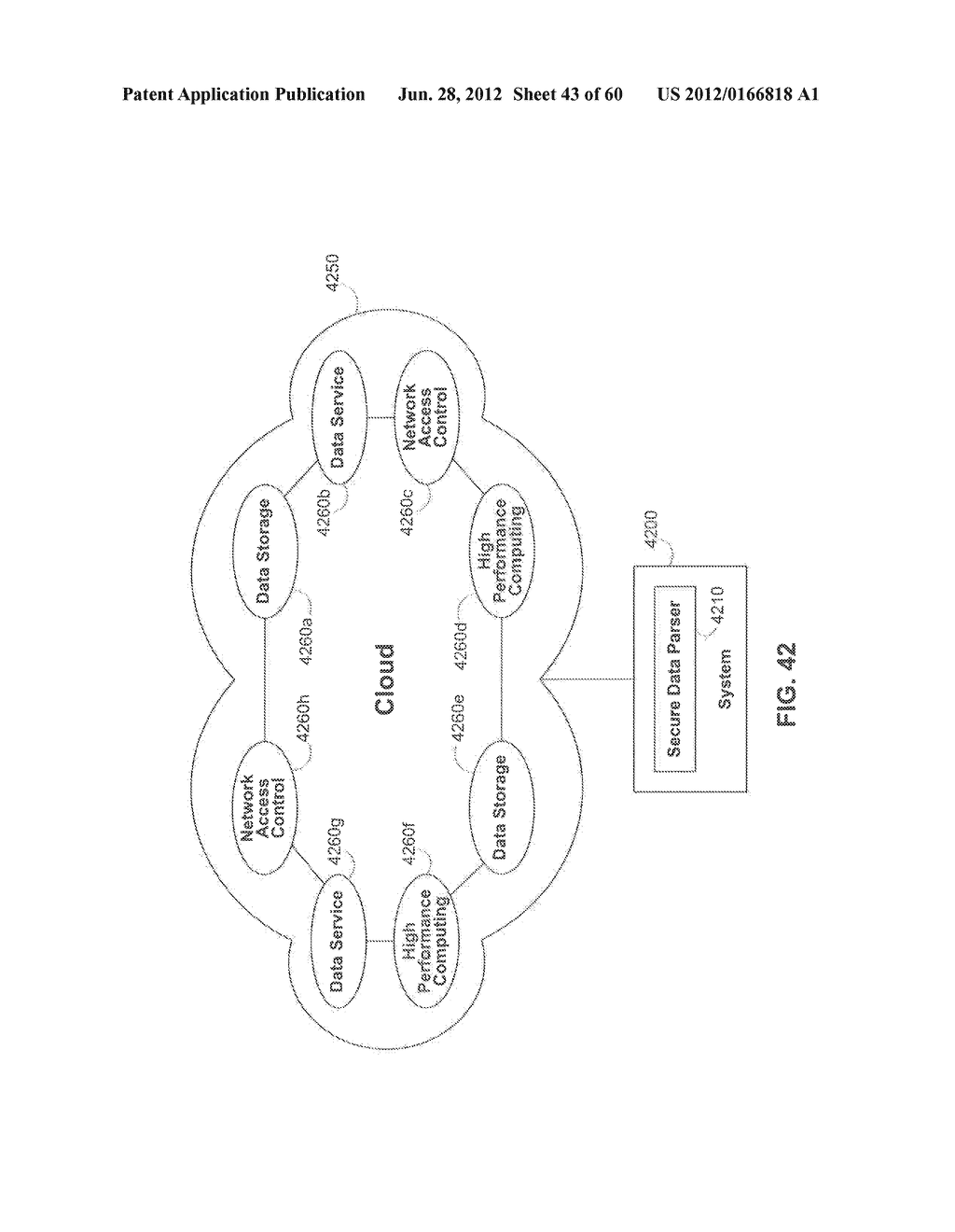 SYSTEMS AND METHODS FOR SECURE MULTI-TENANT DATA STORAGE - diagram, schematic, and image 44