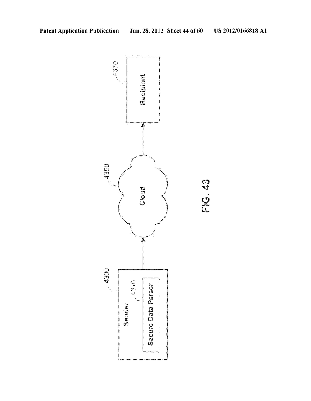 SYSTEMS AND METHODS FOR SECURE MULTI-TENANT DATA STORAGE - diagram, schematic, and image 45