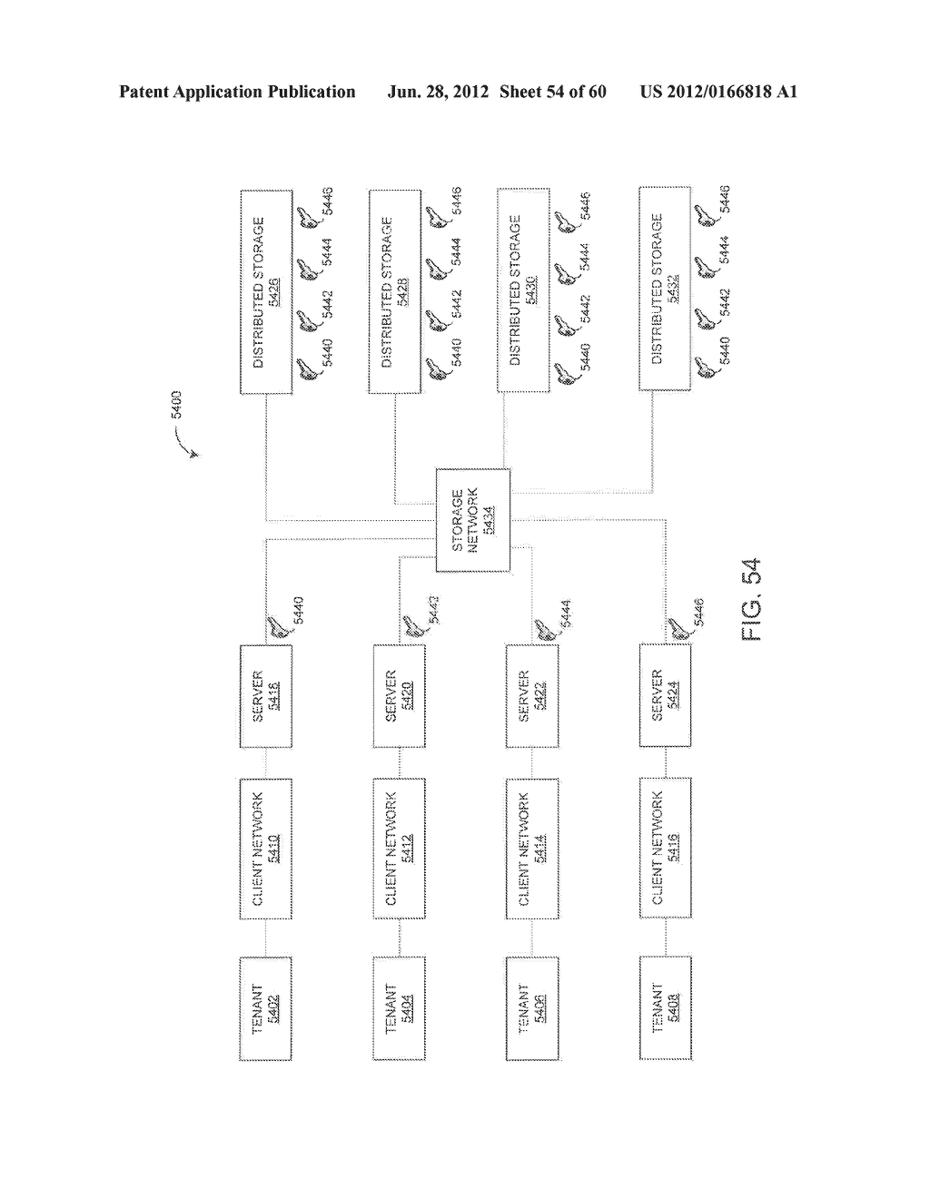SYSTEMS AND METHODS FOR SECURE MULTI-TENANT DATA STORAGE - diagram, schematic, and image 55