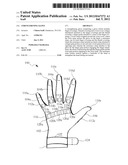 Strengthening Glove diagram and image