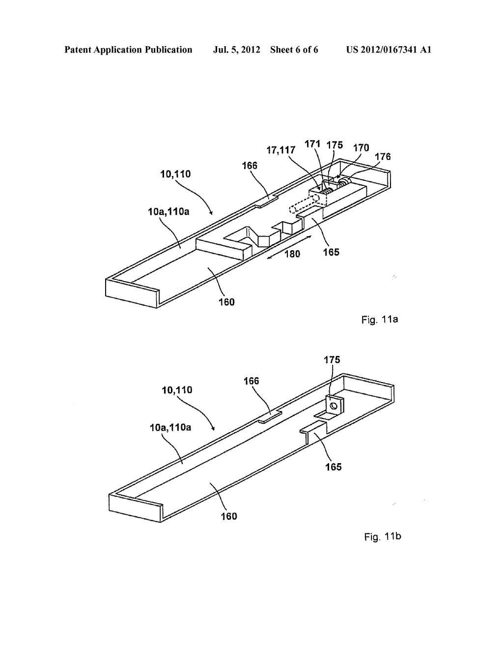 DEVICE FOR PULLING A DOOR PANEL OR A WINDOW CASEMENT TOWARD THE FRAME - diagram, schematic, and image 07