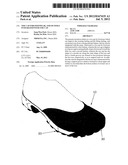 TOE CAP FOR FOOTWEAR, AND OUTSOLE INTEGRATED WITH TOE CAP diagram and image