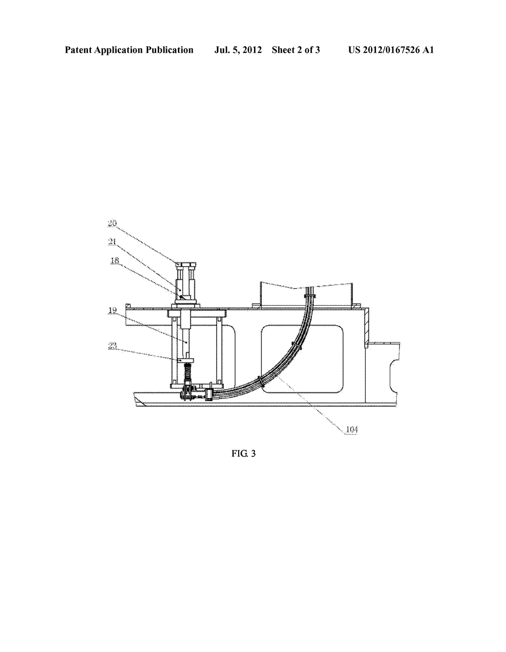 CAPPING APPARATUS AND CAPPING SYSTEM FOR BOTTLE FILLING DEVICE - diagram, schematic, and image 03