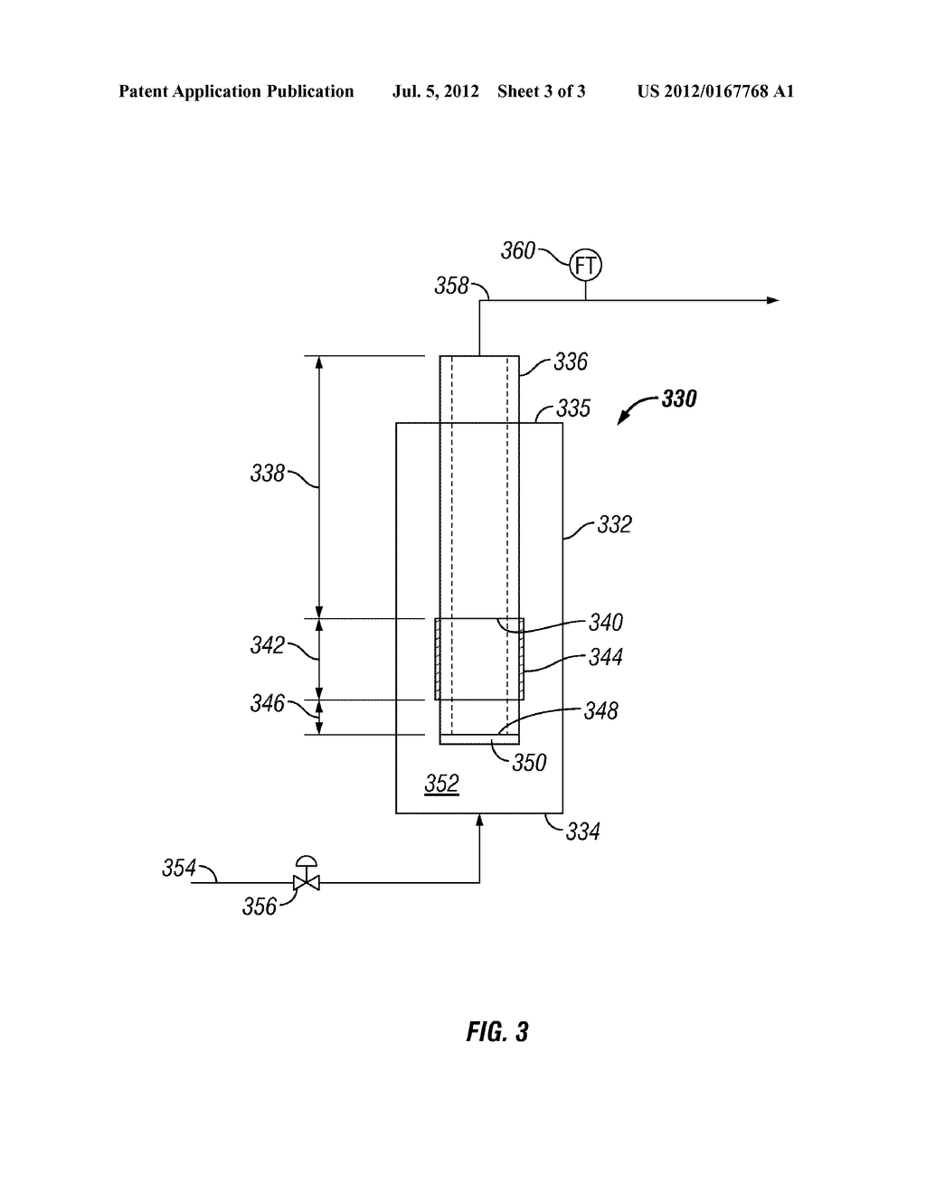 GAS SEPARATION MEMBRANE SYSTEM AND A METHOD OF PREPARING OR RECONDITIONING     AND THE USE THEREOF - diagram, schematic, and image 04